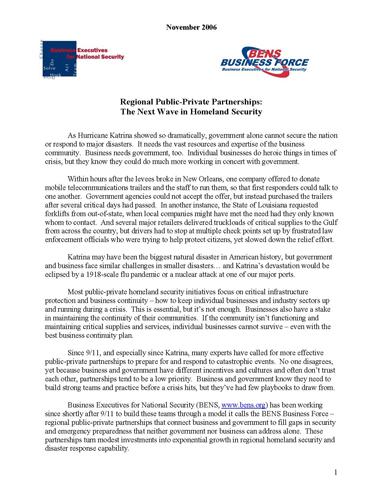 BENS-Regional-Partnership-White-Paper-11-06
