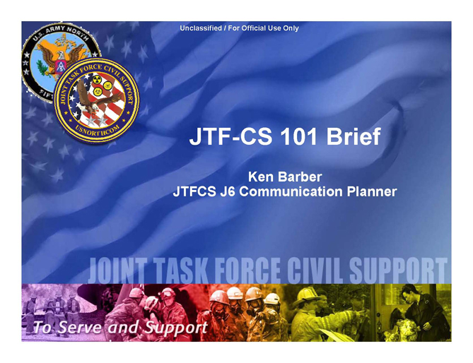IO-Barber-JTFCS-101-Brief-readahead-20081119