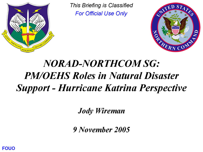 NORTHCOM-PM-OEHS-roles-Hurricane-K