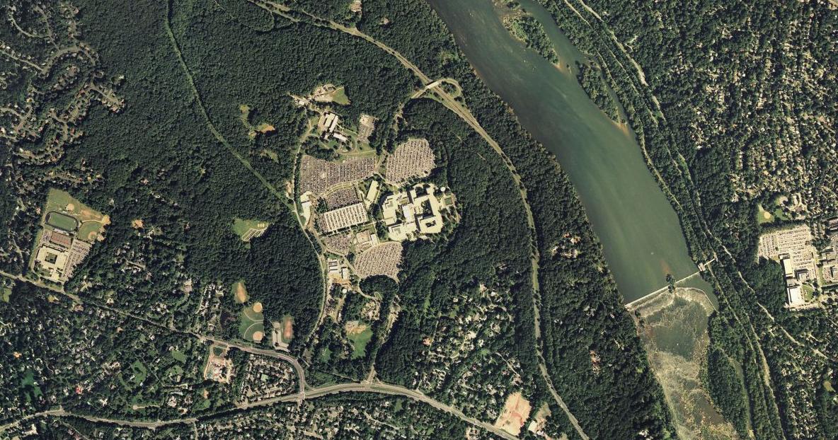 Central Intelligence Agency Headquarters   Public Intelligence