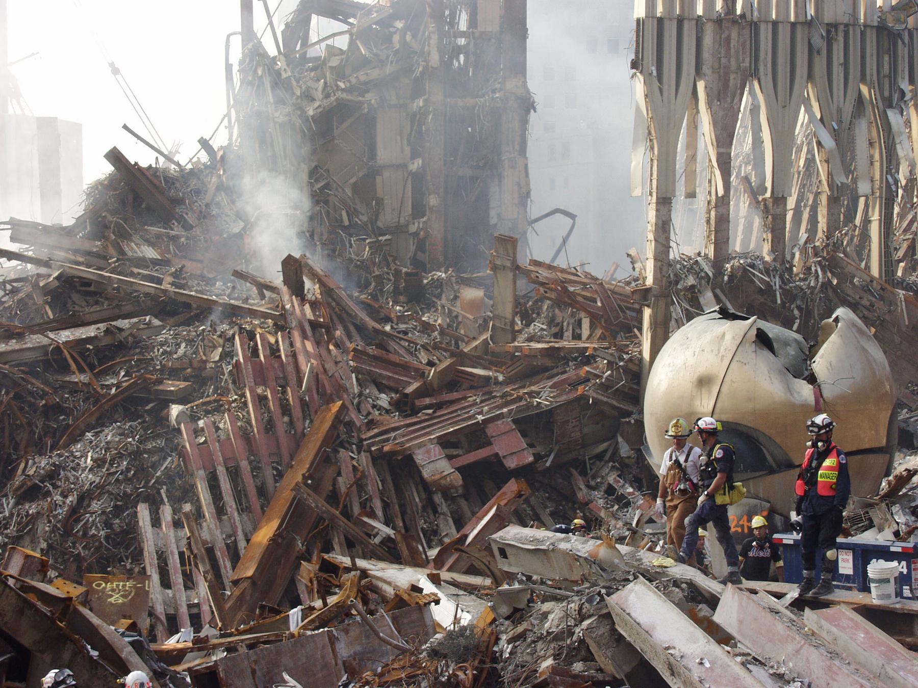 Ground Zero | Public Intelligence
