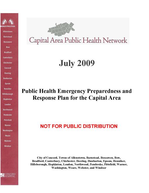 Public Health Emergency Response Guide for State, Local ...