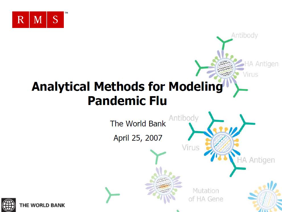RMS_InfluenzaPandemicRiskModel