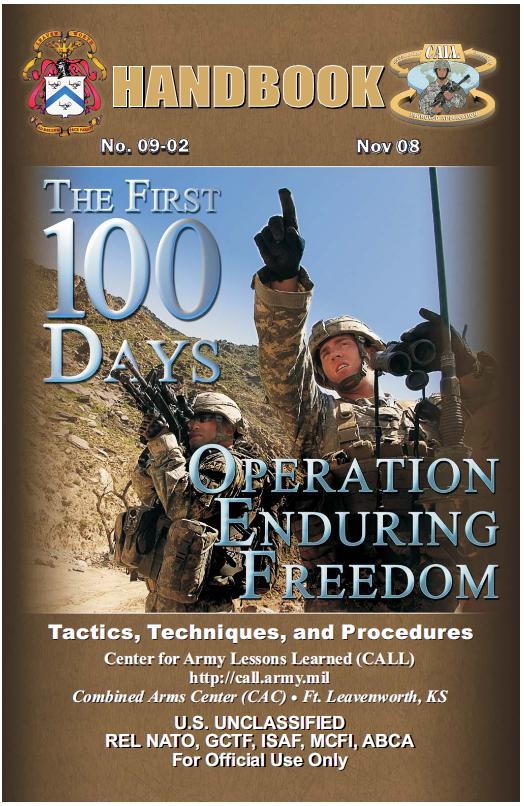 OEF 100 Days