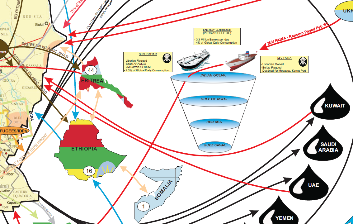 Sudans Comprehensive Peace Agreement Map Public Intelligence
