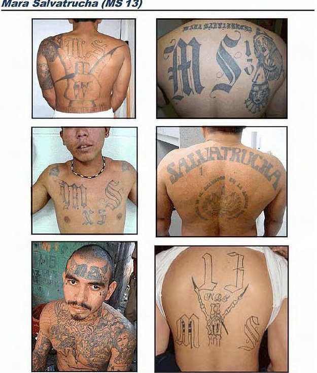 (U//LES) Mexican Gang Tattoos Identification Guide | Public Intelligence
