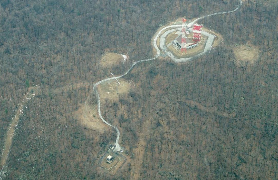 raven rock mountain complex  site r