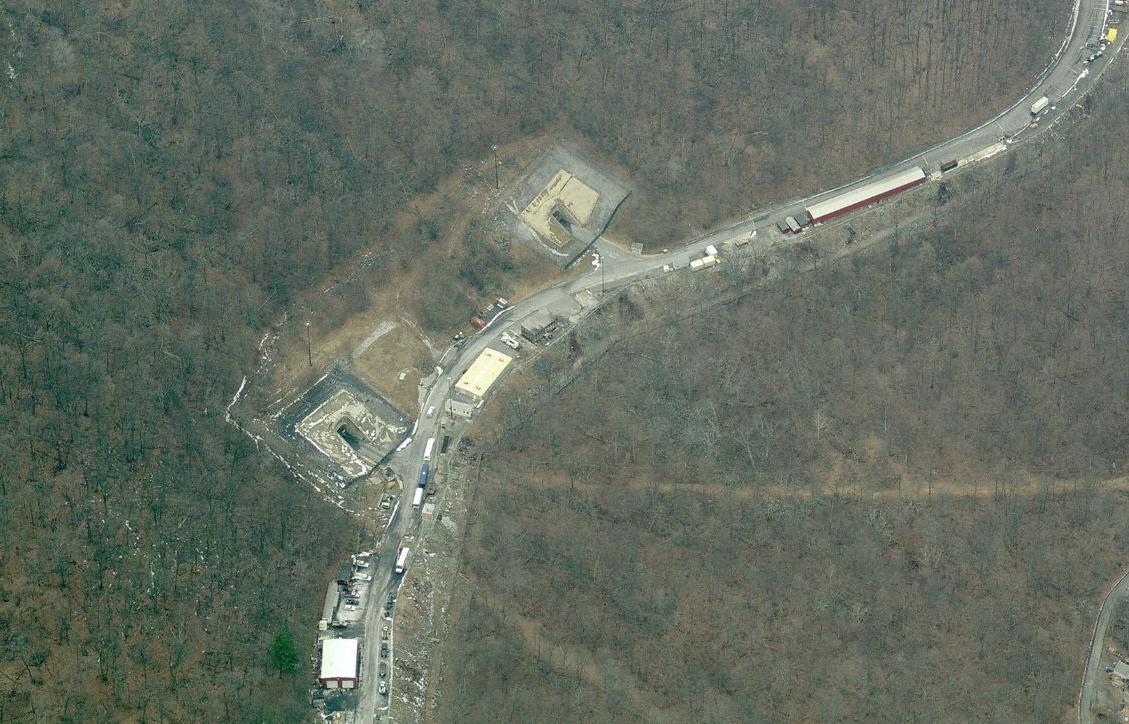 Raven Rock Mountain Complex (Site R)   Public Intelligence   1129 x 724 png 1332kB