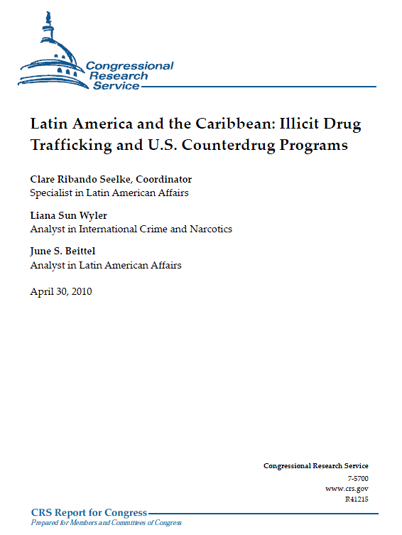the issue of drug trafficking in latin america 2010-9-22 latin america: five million women have fallen  the issue the total number of victims in latin america  trafficking in persons with drug trafficking,.