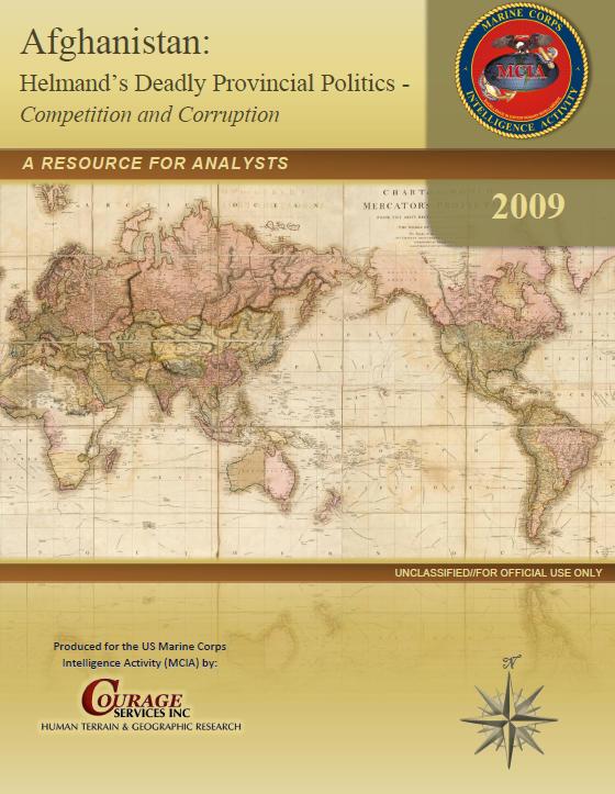 Us Marine Corps Intelligence Activity