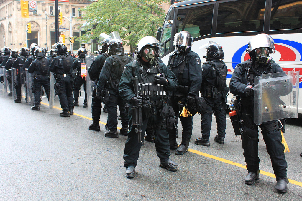 Michigan Jordan Gear >> Toronto G20/G8 Protest Police State Photos | Public ...