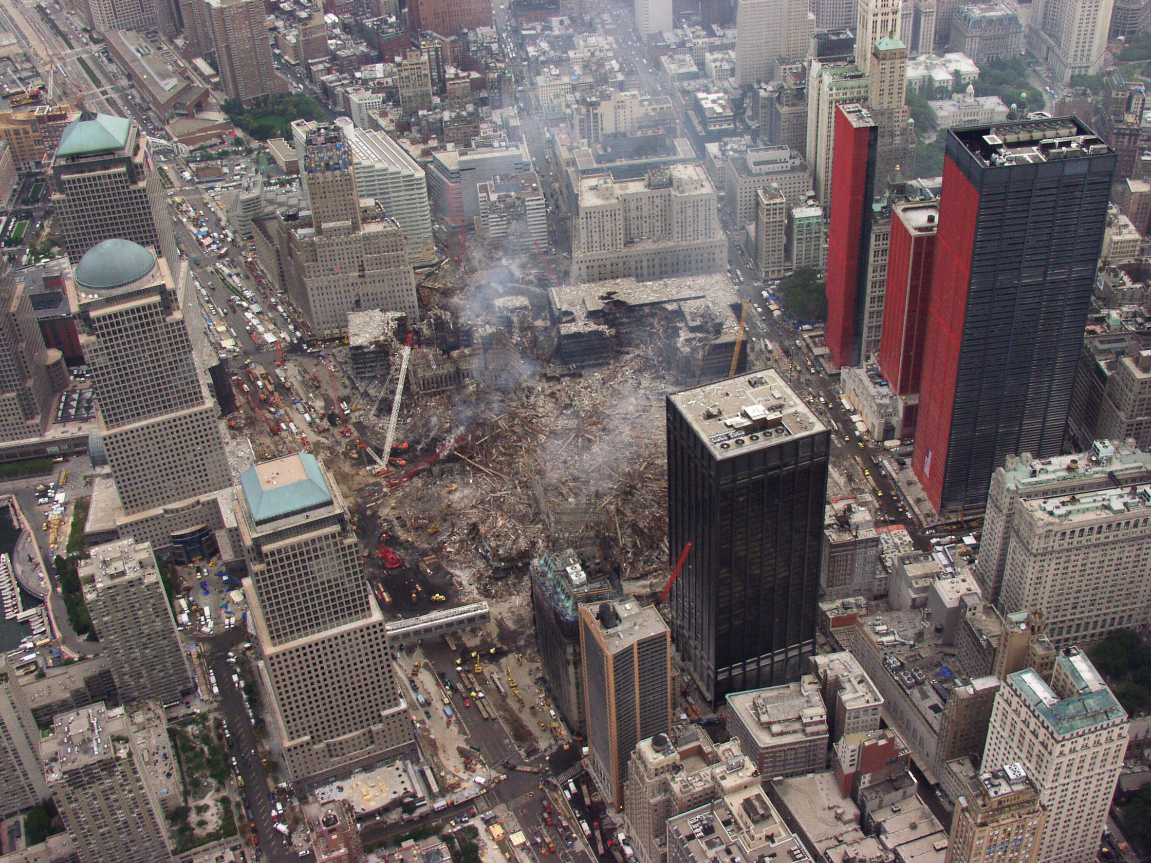 New York Building Collapse Today