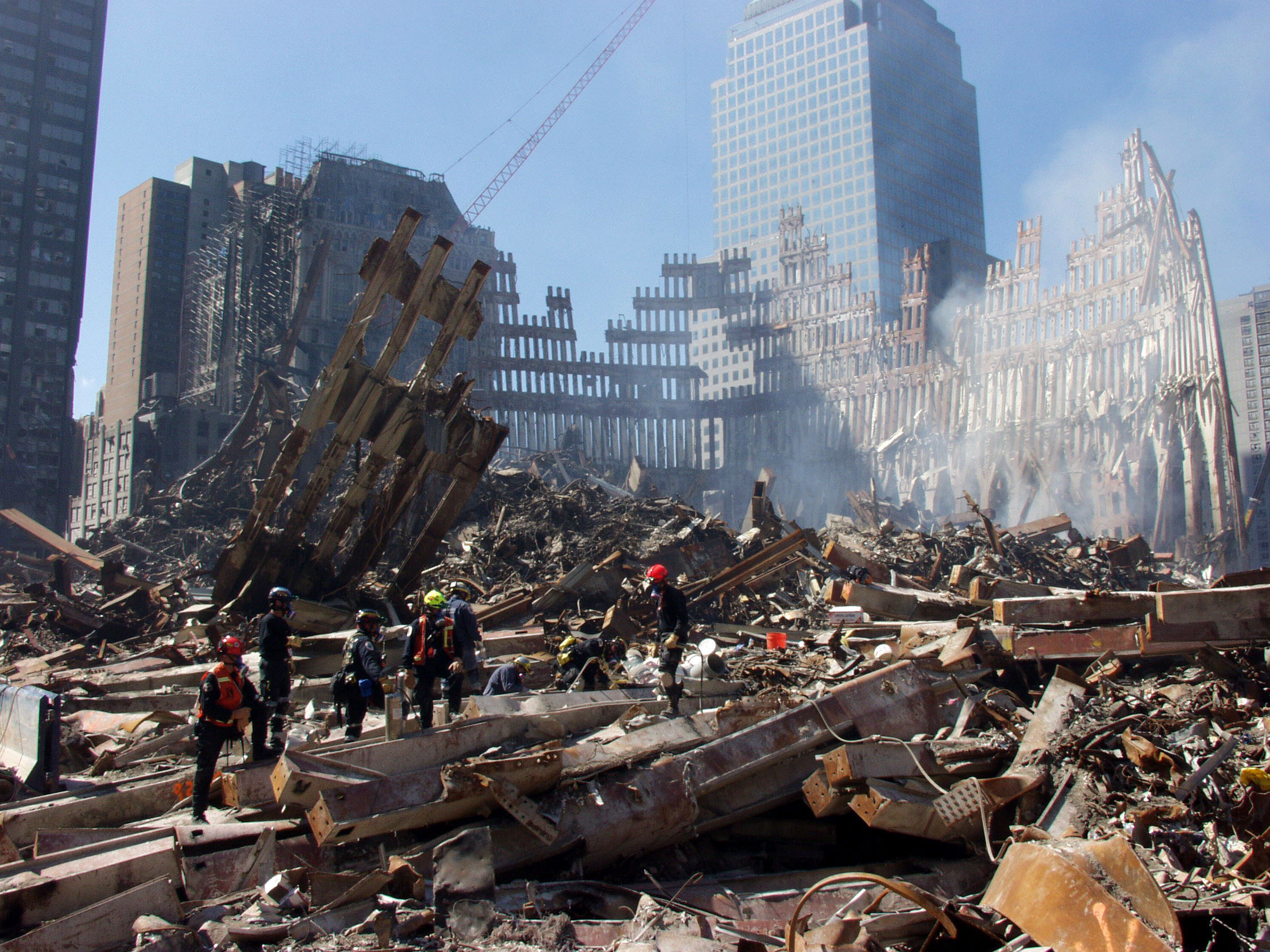 an overview of the terrorist attacks on september 11 2001 The september 11, 2001 attacks fueled criticisms within the united states of alleged saudi involvement in terrorism or of saudi laxity in acting against terrorist groups.
