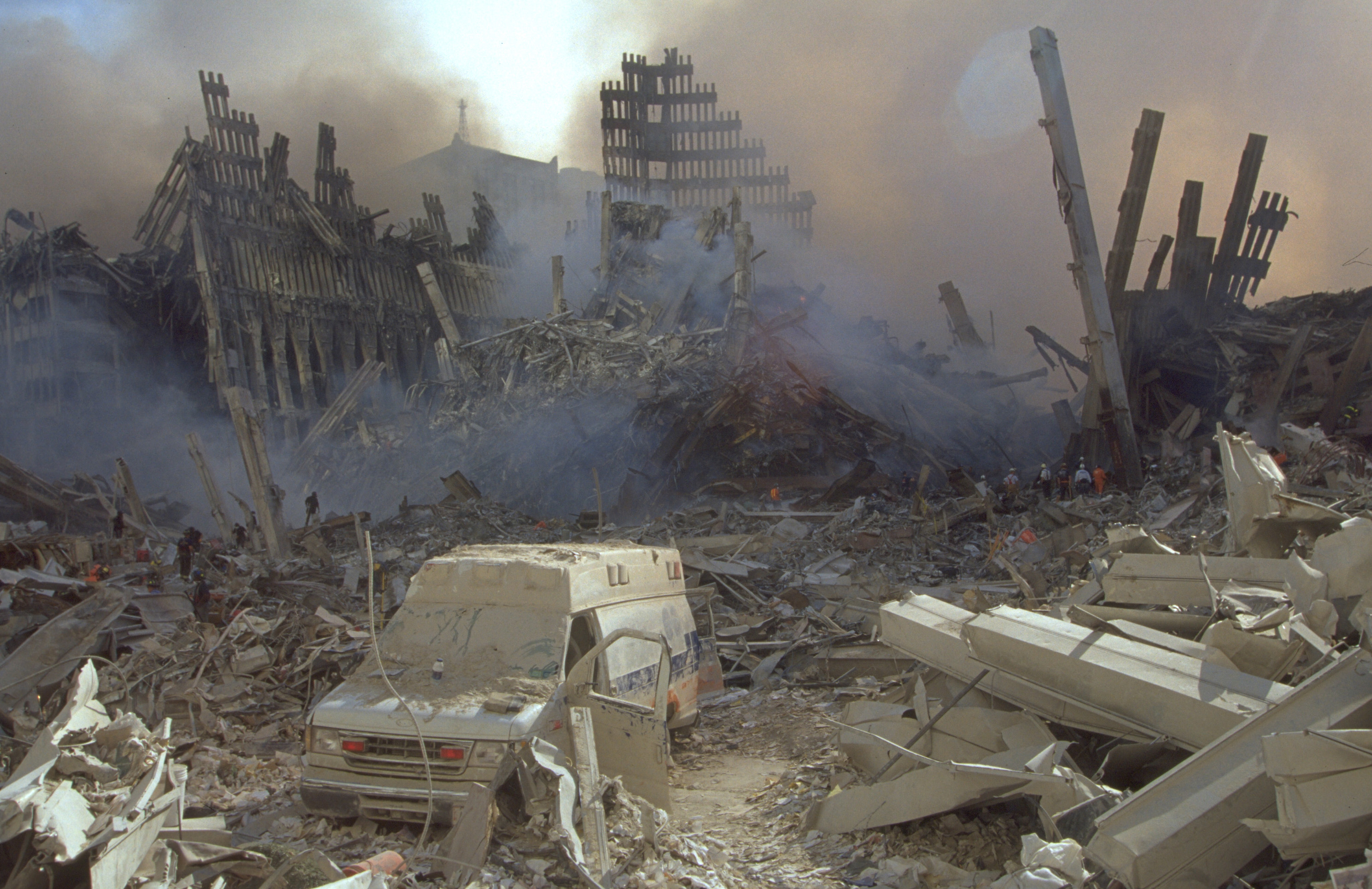 the world after 9 11 Results 1 - 25 of 25  our ensuing investigation of the attacks of 9/11—code-named  zero after the  september 11, 2001 attacks on the world trade center, and.