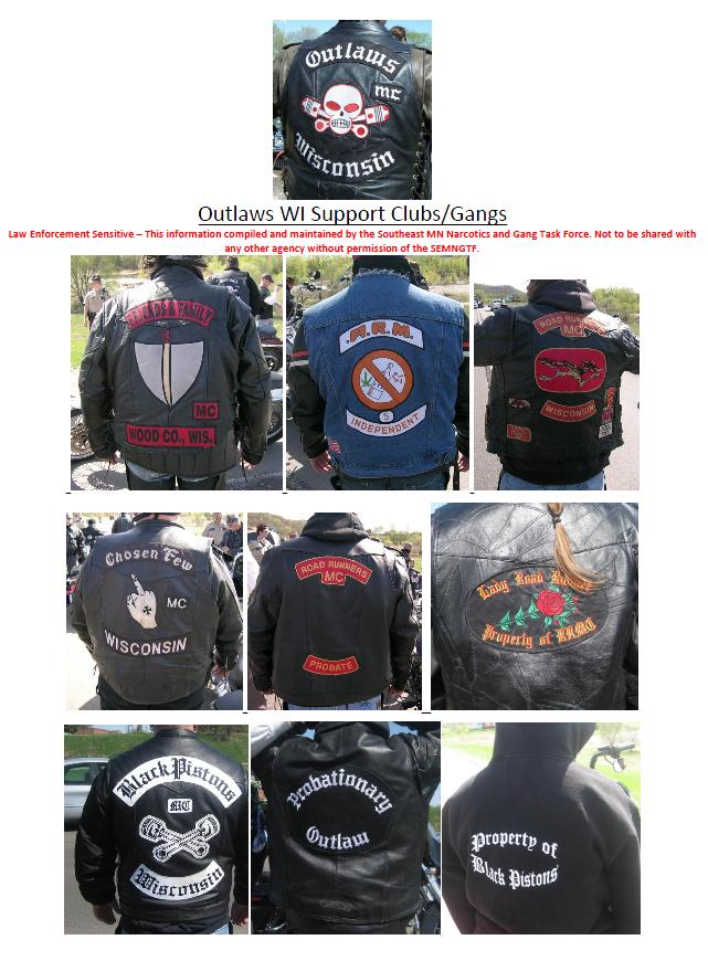 U//LES) Minnesota Joint Analysis Center Charitable Motorcycle Run
