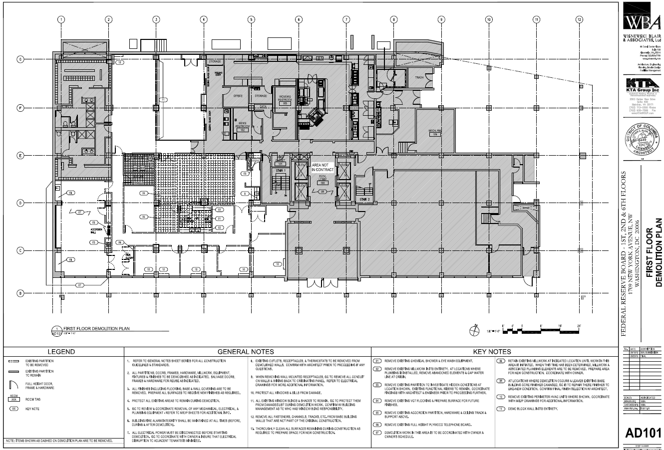 Federal reserve board of governors new york ave building first floor layout malvernweather Images