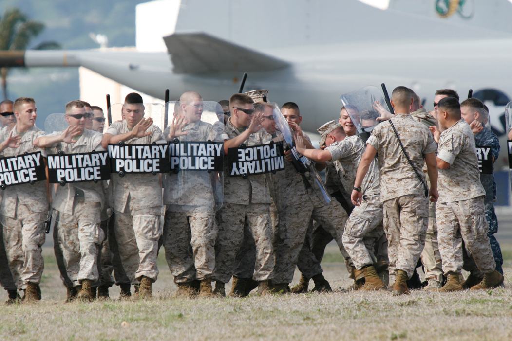 US Military Global Riot Training Photos Public Intelligence - Us millitary instilation maps hawaii