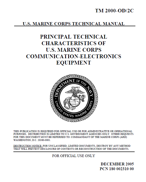technical manual usmc rh technical manual usmc mollysmenu us Electronic Technical Manuals Comptuers Logsa Army Technical Manuals