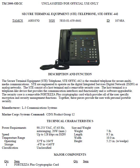 u fouo usmc communication electronics equipment technical manual rh publicintelligence net USMC Heavy Equipment 1345 Engineer Equipment Operator