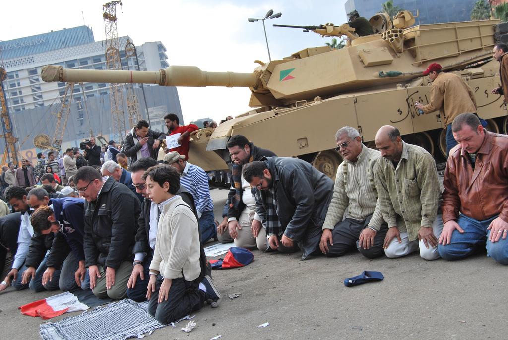 Egypt Uprising of 2011