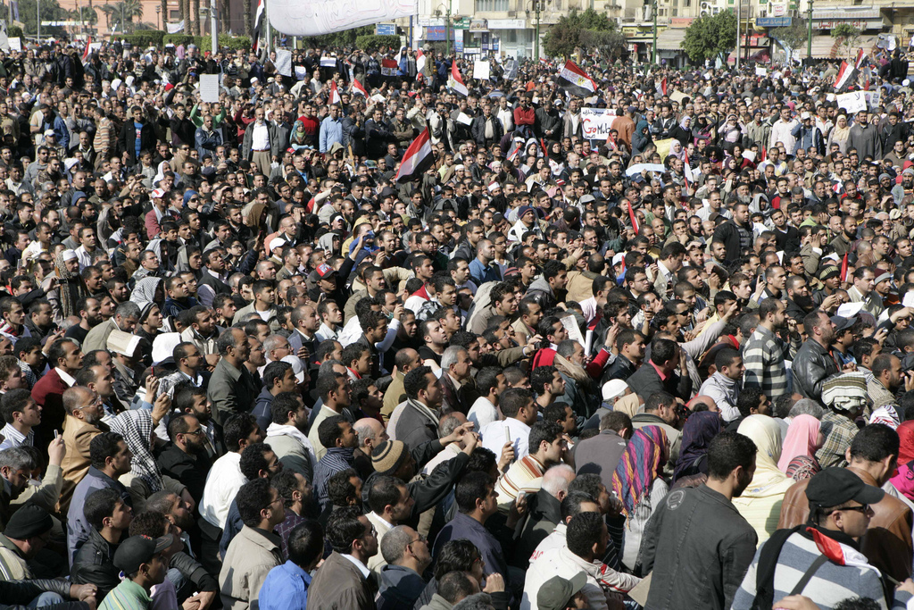 Egyptian Revolution Photos February 2011