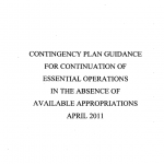 DoD-ShutdownContingency