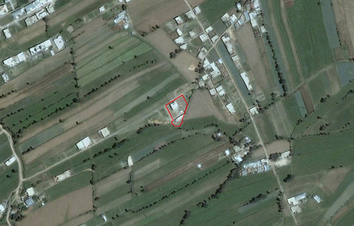 bin ladens compound in abbottabad pakistan