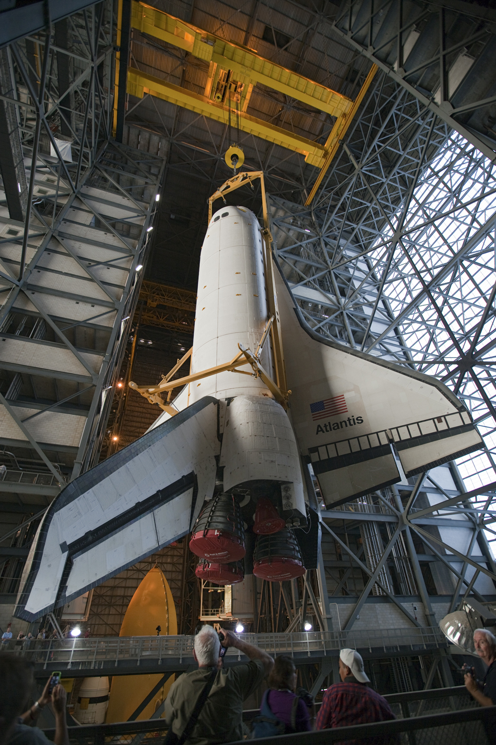 where are space shuttles built - photo #18