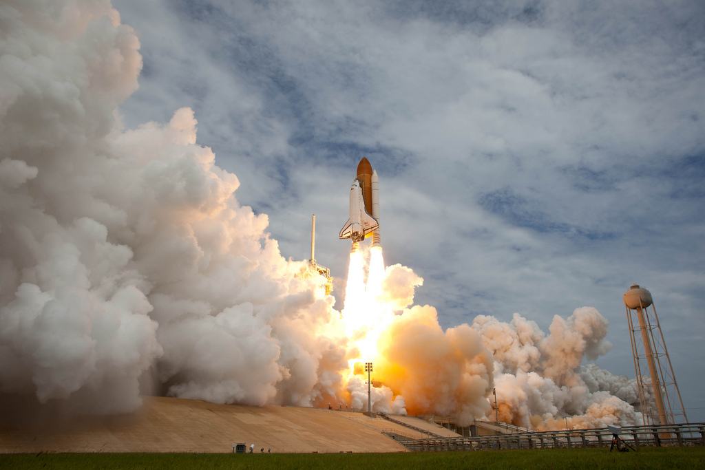 NASA STS-135 Final Space Shuttle Launch Photos | Public ...