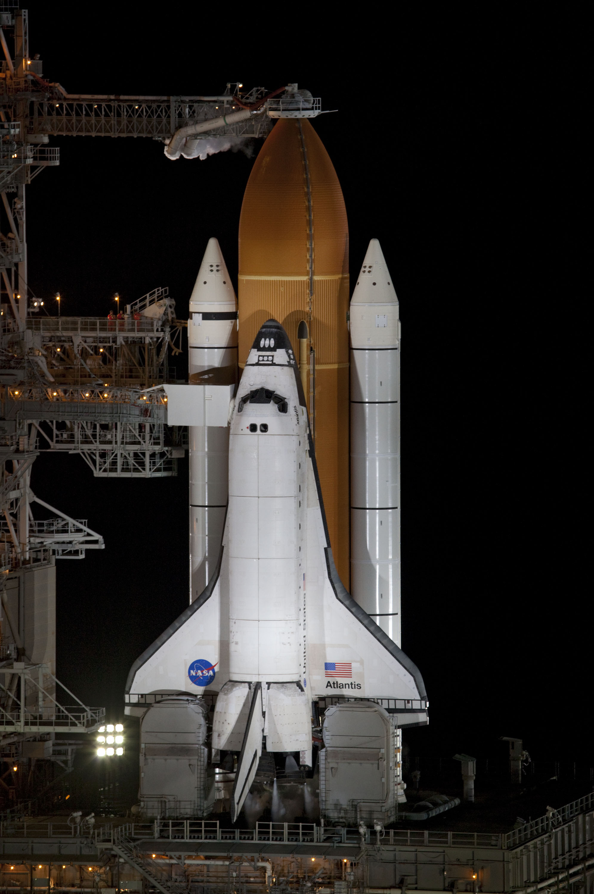 final space shuttle route - photo #11
