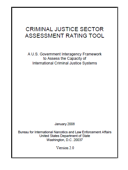 criminal justice system assesment paper Criminal profiling happens to be an investigative tool that is used mostly used by the security forces check criminal justice research paper on this topic.