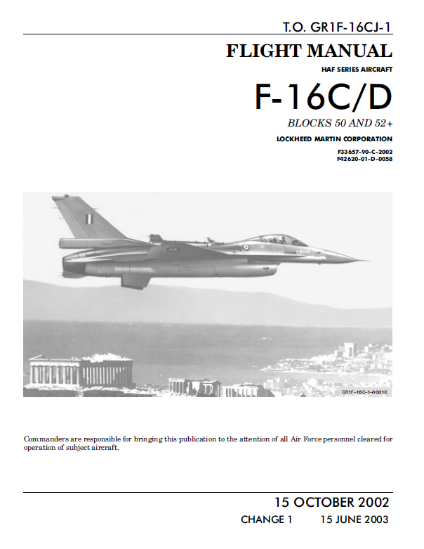 Hellenic Air Force F 16c D Flight Manuals Public Intelligence Many other converters available for free. hellenic air force f 16c d flight