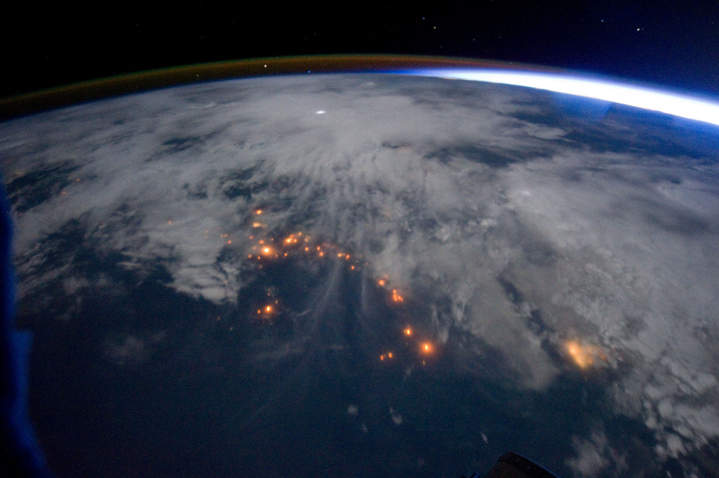 Earth From International Space Station (page 2) - Pics ...
