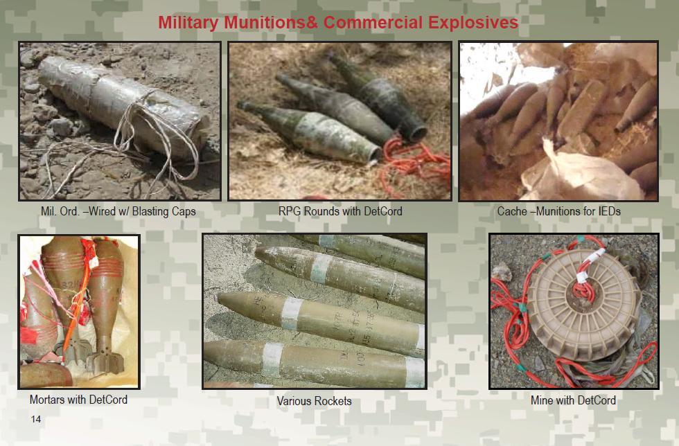 JIEDDO Afghanistan Victim Operated Improvised Explosive Device ...