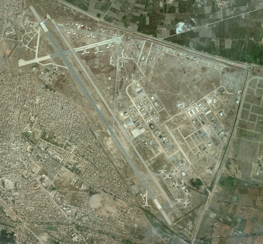 A Look at U.S. Drone Bases in Pakistan | Public Intelligence