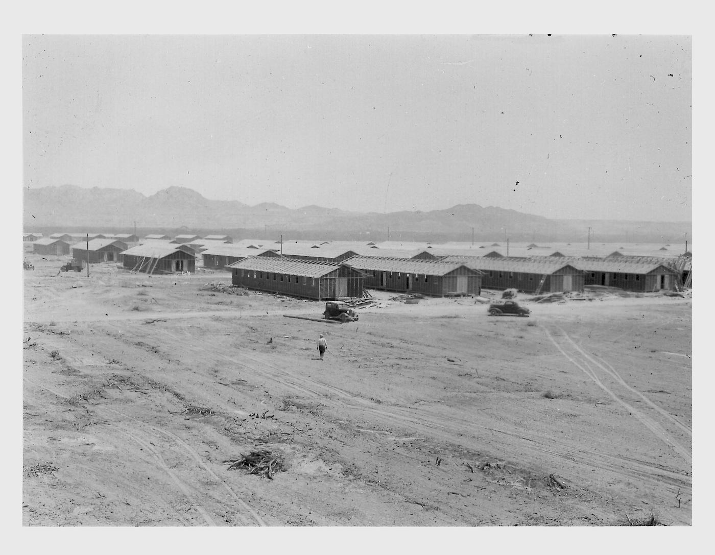 War Relocation Authority Japanese Internment Ca...