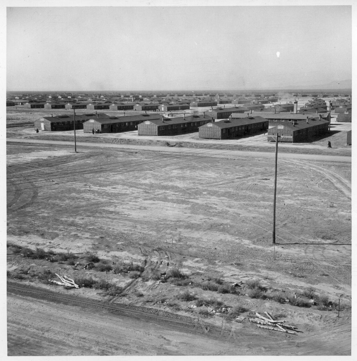 japanese internment camps Article about the internment and imprisonment of japanese americans during world war ii and its political and cultural consequences for the asian american community.