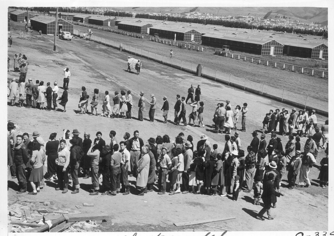 japanese internment camp Photos: 3 very different views of japanese internment : code switch an exhibit at la's skirball cultural center features photos that three photographers.