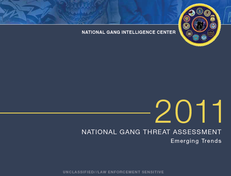 what the fbi wants to hide from you in their 2011 gang