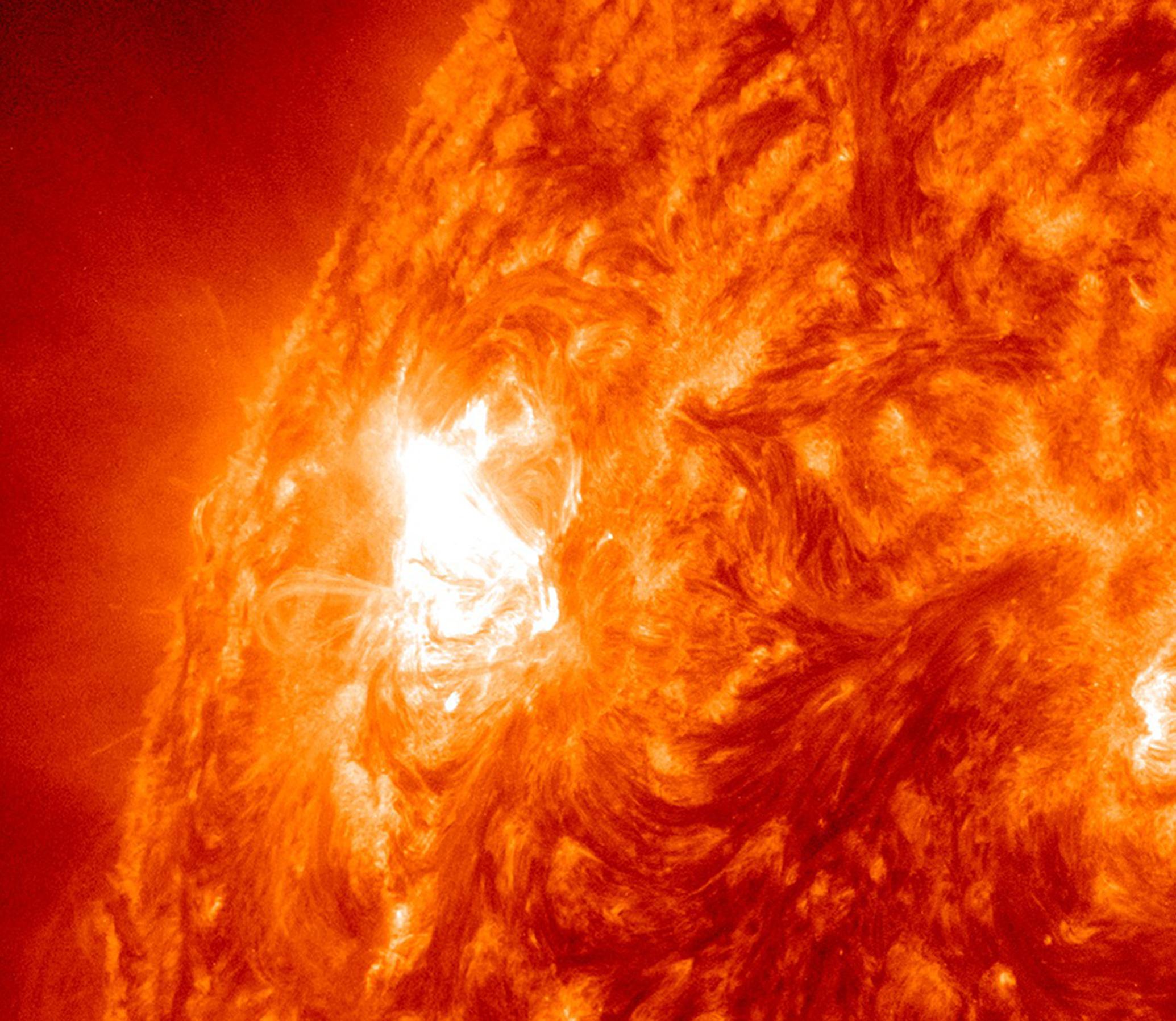 solar storm activity - photo #19