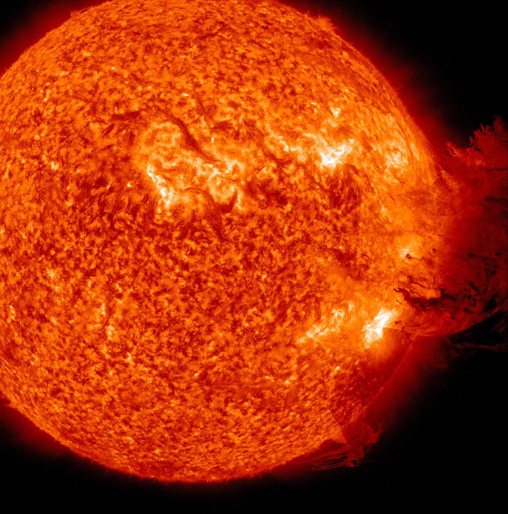 NASA Solar Flare Photos 2010-2012 | Public Intelligence