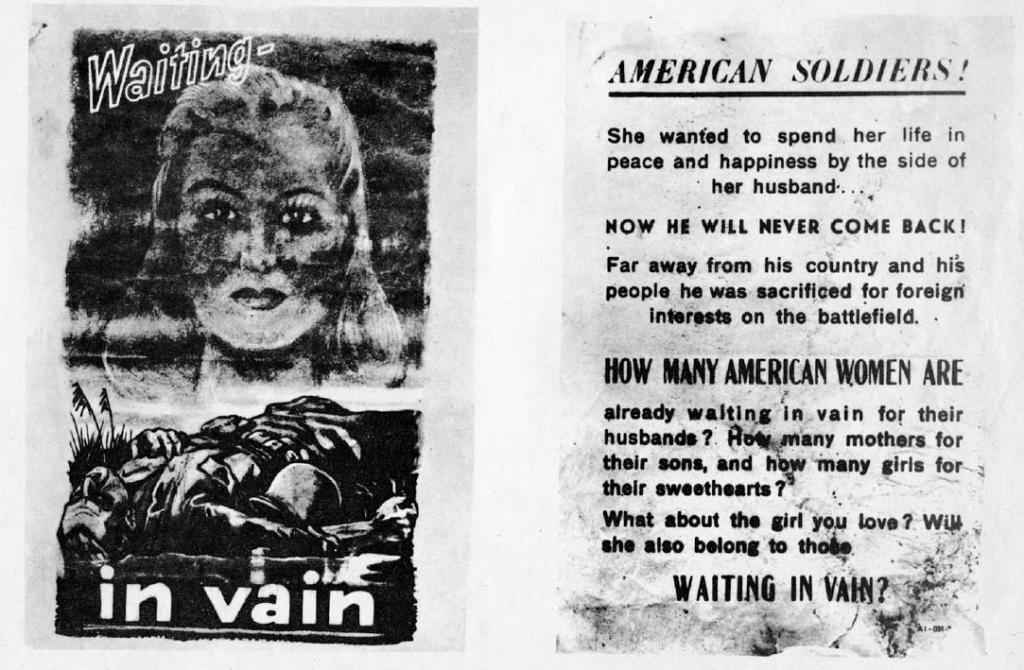 About Us >> World War II German Propaganda Leaflets Photos   Public Intelligence