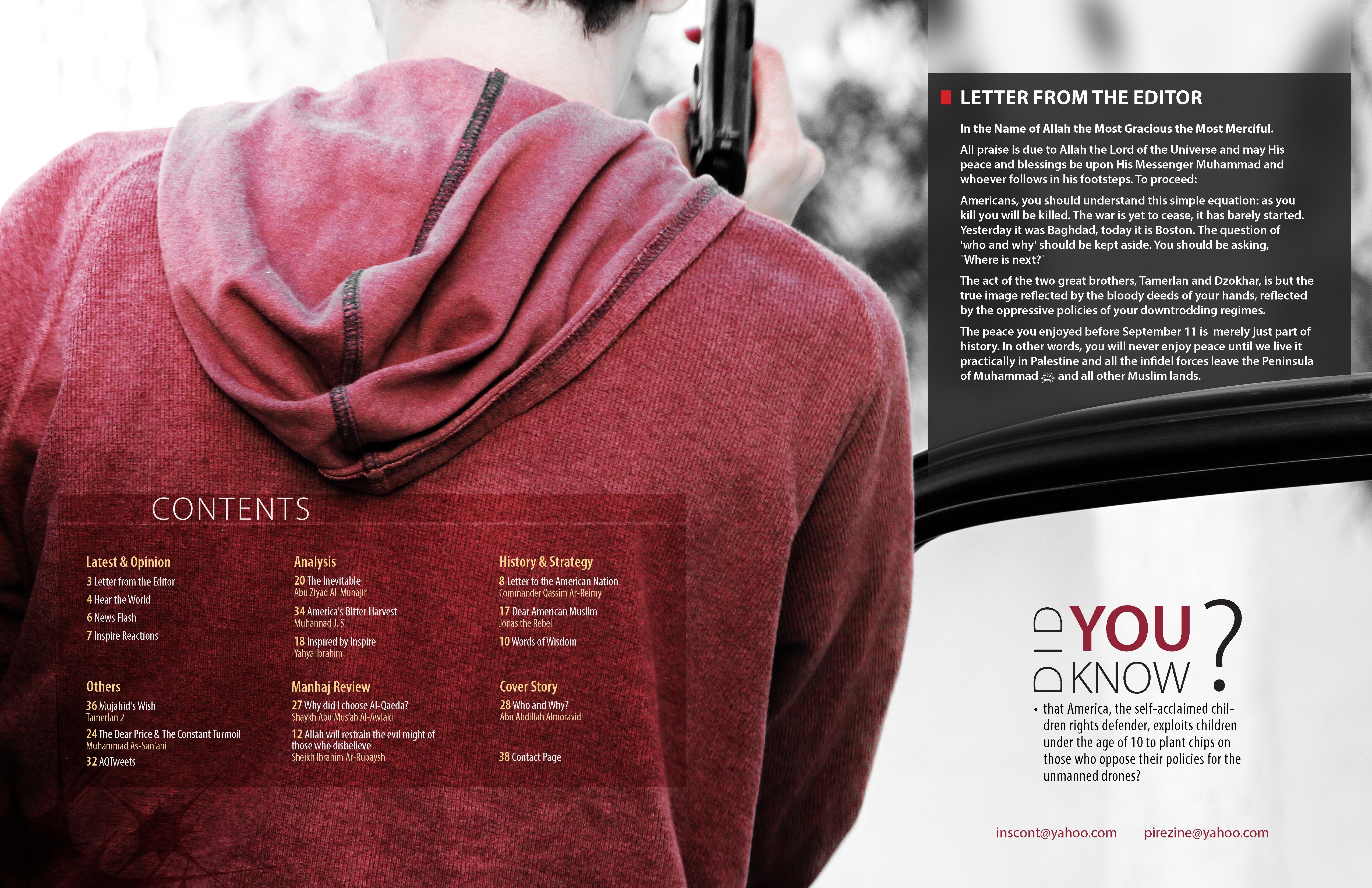 resurgence magazine al qaeda pdf