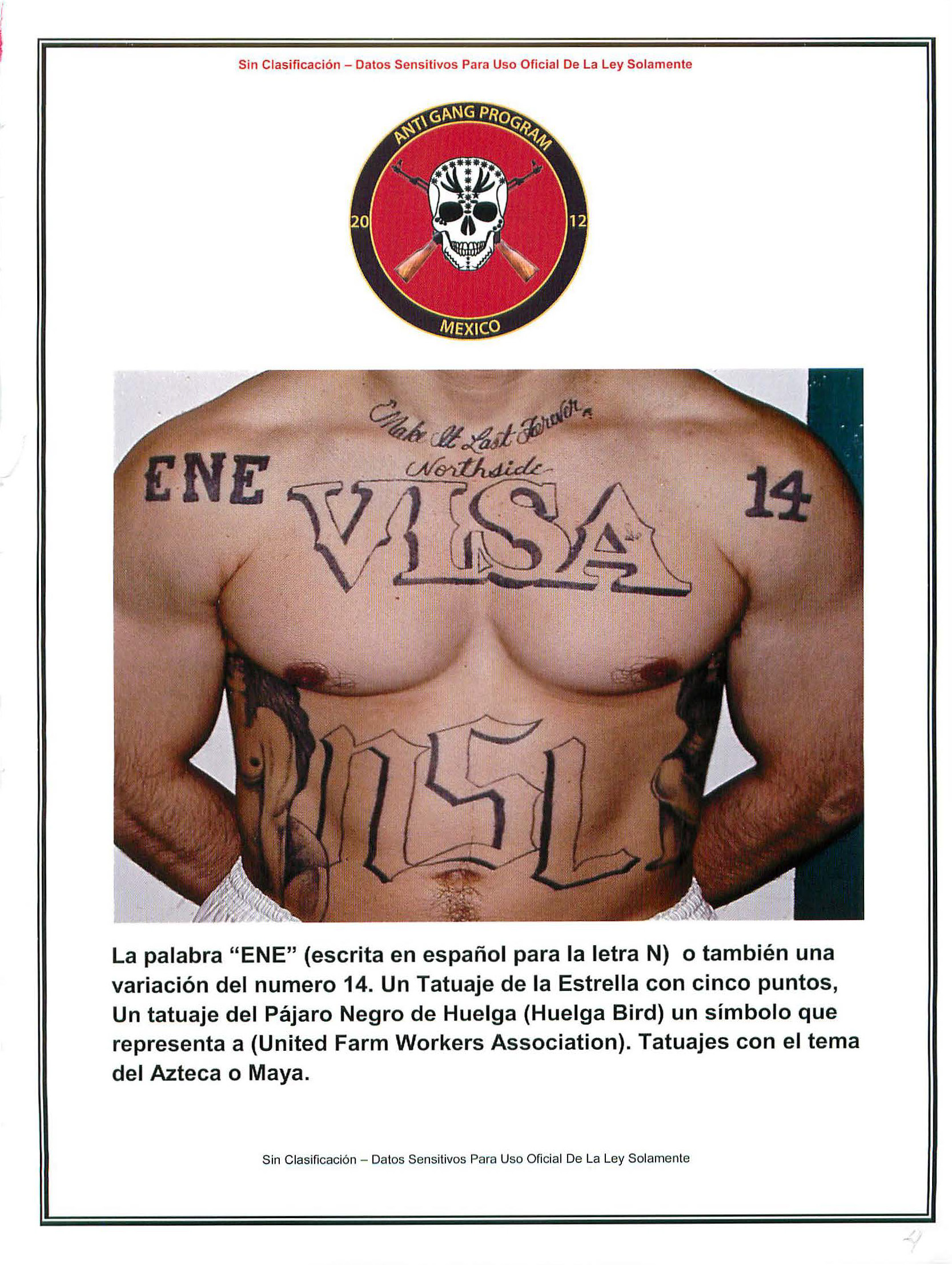 Mexico anti gang program latino gang tattoos guide public share this buycottarizona Choice Image