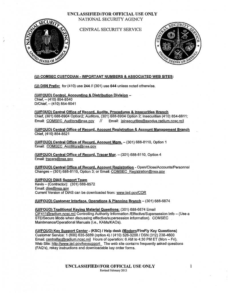 NSA-COMSEC-Custodian_Page_1