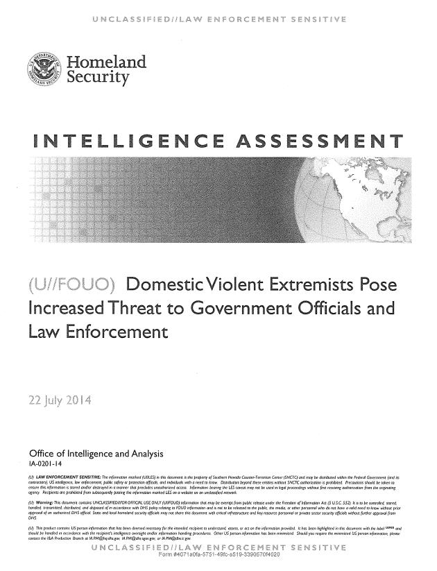 DHS-DomesticViolentExtremists