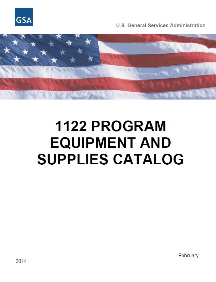 GSA-1122-Program