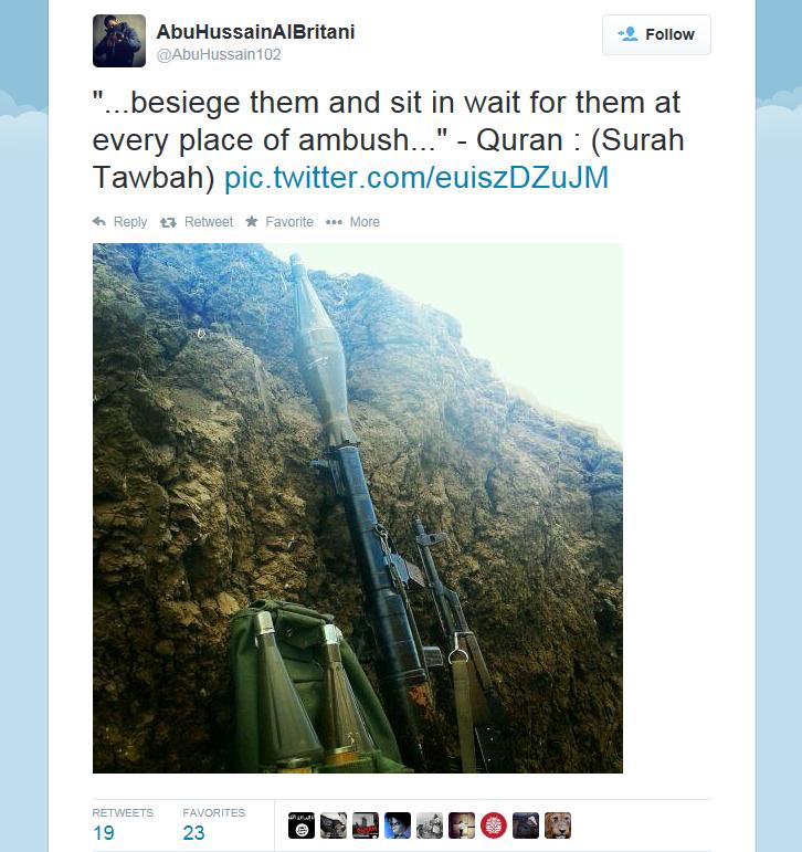 jihad-tweets