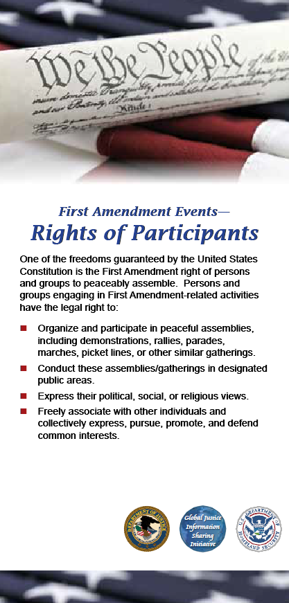 DoJ-DHS-FirstAmendmentEvents