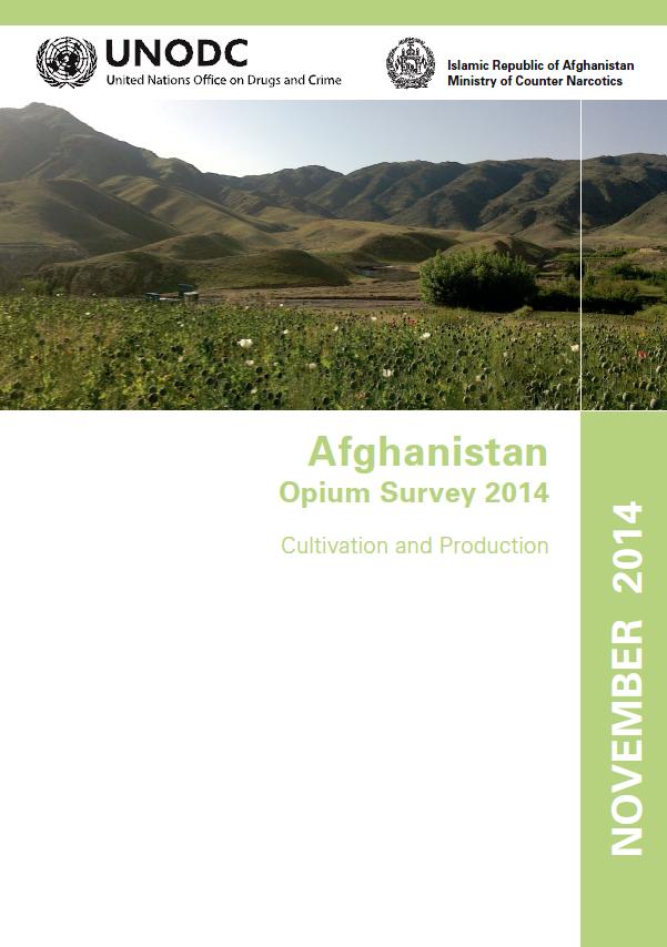 UNODC-AfghanOpium-2014